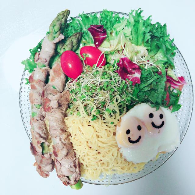 サラダ冷やし中華