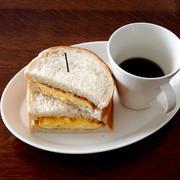 酒粕1斤パン・・玉子サンド&嬉しい贈り物♪