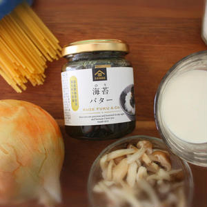 「めざましテレビ」で話題!久世福商店の「海苔バター」の絶品アレンジを見つけました♪
