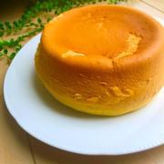 炊飯器でお手軽♡ふわふわシフォンケーキ*美味わかめごはん