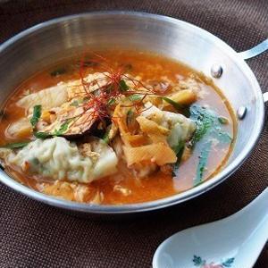 おなかも満足♪「スープ餃子」で身体の芯から温まろう