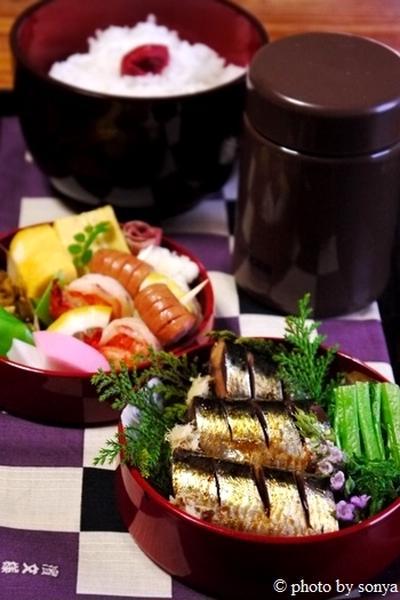 ◆弱い魚弁当と、今週の1本。