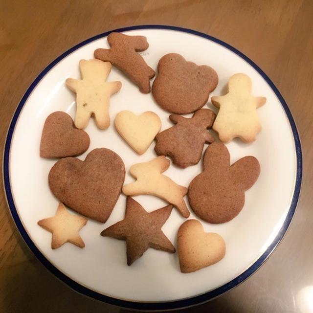 《簡単!時短!》クッキーミックス粉を使った簡単クッキー