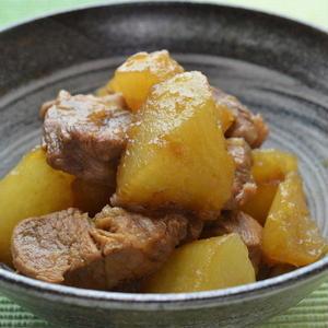 こっくり煮込んでごはんが進む!「豚肉×大根」の煮物レシピ