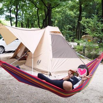 こどもにキャンプ!キャンプアンドキャビンズ③
