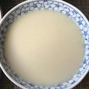 玉蜀黍の冷製すり流し