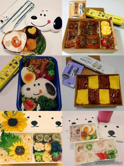 今週のお弁当のまとめ 6選(7/24~29)