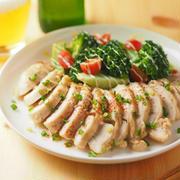 鶏むね肉のはちみつ味噌蒸し、メッチャ簡単!