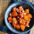 ♡煮るだけ簡単♡鶏大根のこってり煮♡【#時短#節約#鶏肉#煮物】