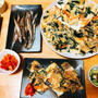 """3度美味しい""""野菜・海鮮・ツナめかぶ""""順に入れるだけ簡単もっちりチヂミの作り方"""