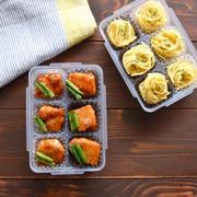 【レシピ】豚肉のハニーバター醤油ソテー & 付け合わせパスタ #小分け冷凍おかず#