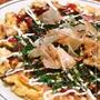 小麦粉不使用☆高野豆腐のお好み焼き