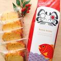 日本酒香るパウンドケーキ