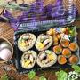 鰻の巻き寿司弁当~うなぎにジェラシーpart2~