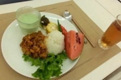 【料理教室】ドライカレーでワンプレートカフェランチ(*^_^*)