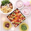 「ばらちらし」と「ゆば鍋」と和食の日