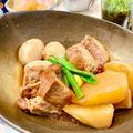 【焼肉のタレで簡単】ことこと煮込んだ豚の角煮はダンナの大好物です