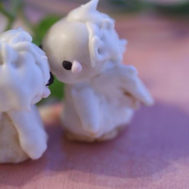 3Dアイシングクッキー~天使のチュー~
