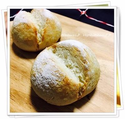 一度は完成したものの・・・、やっぱり気になるグルテンフリー米粉成形パン(プチパン)