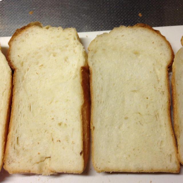 HBにお任せ🎶もっちりウマぁなホシノ天然酵母食パン