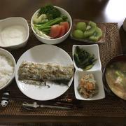 朝、昼、夕食♪