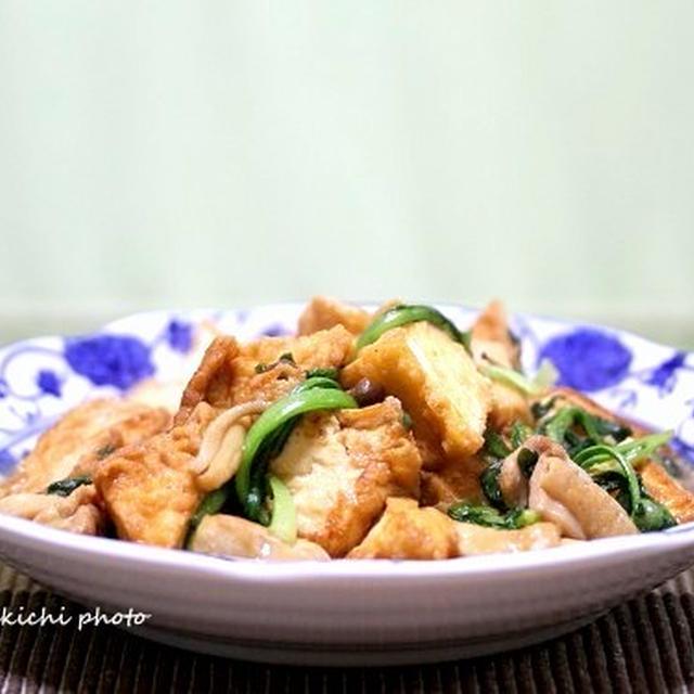 自家製丼つゆの素で「三角揚げと鶏肉の旨煮」&今日は「うどん」まとめとおまけ
