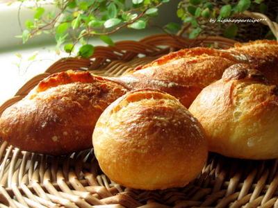 最近焼いたパンたち♪