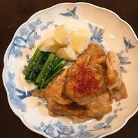 わが家の定番ごはんをアレンジ「大人生姜焼き〜 ふんわりヌックマム風味」。