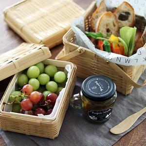 古くから伝わる暮らしの道具「竹の弁当箱」の魅力と使い方