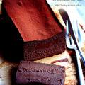 ♡チョコ好きさんに捧ぐ♡超濃厚チョコテリーヌ♡【#簡単#バレンタイン】