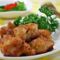 鶏もも肉のシンプルザンギ by snowさん