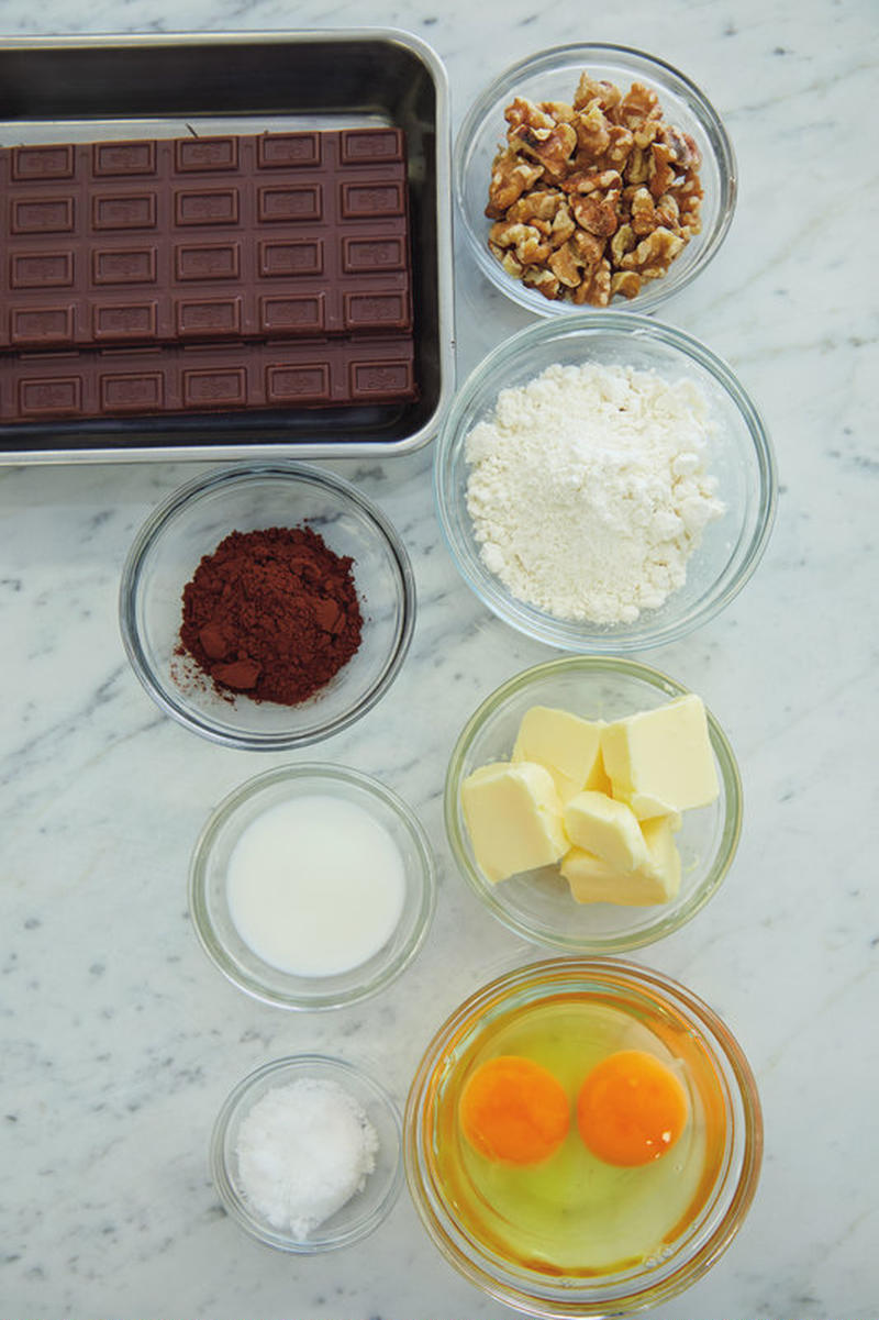 材料(15cm角型1台分)<br><br>ホットケーキミックス…50g<br>板チョコレート(ブラッ...