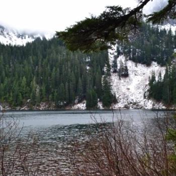 アネッタレイク ハイキング Hike to Annette Lake