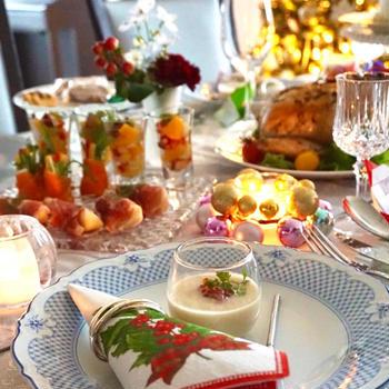 2019 クリスマスパーティー * お料理編
