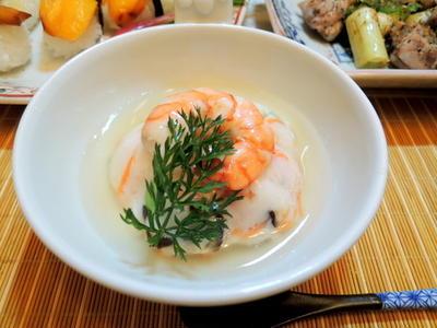 大好きなつくレポ料理2品 と 野菜寿司