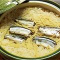 秋といえば秋刀魚!簡単炊き込みご飯 by ひろさんきっちんさん