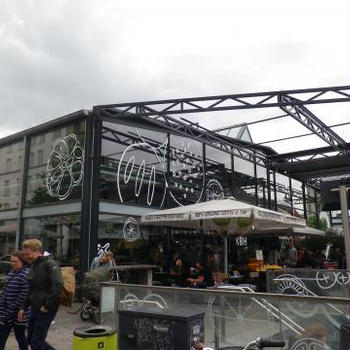 北欧旅行  Torvehallerne  KBH