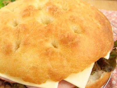 >* 大きなサンドイッチ * by -*arisu*-さん