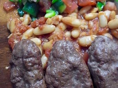 >美味しかったトルコ航空の機内食を再現する by 越後屋さん