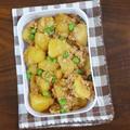 冷やして美味しい作り置きレシピ♪ ひんやり 新じゃがの鶏そぼろ煮 by KOICHIさん