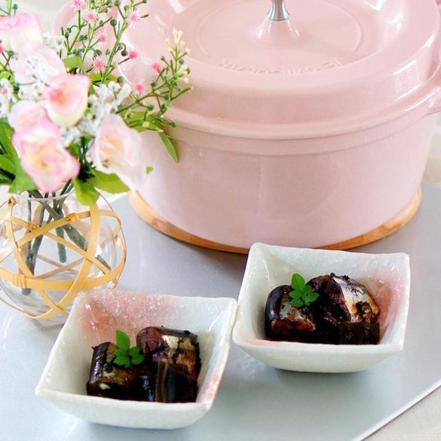バーミキュラを使用したレシピ開発 秋刀魚の筒煮♫