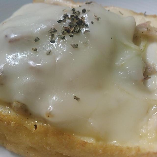 健康豆腐レシピ92 絹厚揚げチーズトースト