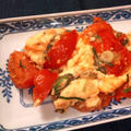 トマトと玉子の炒めもの ~ 中国料理の簡単!おいしい!炒め物