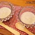 「食パンのミルク粥」(離乳初期)