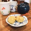【焼き芋の茶巾絞り】簡単お芋スイーツ♡