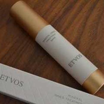 ETVOSの素肌に溶け込むスキンケアベース☆ミネラルインナートリートメントベース☆