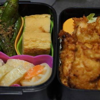 0912火 鶏胸肉のカリカリ揚げ