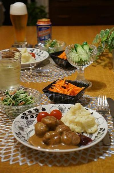 Ikeaのミートボールディナー By モモ母さんさん レシピブログ 料理