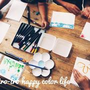 お絵描きターイム!!と、今日のレシピと、夏休みのお昼ごはんにオススメのレシピ集