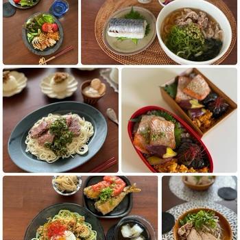おかんの気まぐれ食堂⑥日替わり定食6日分